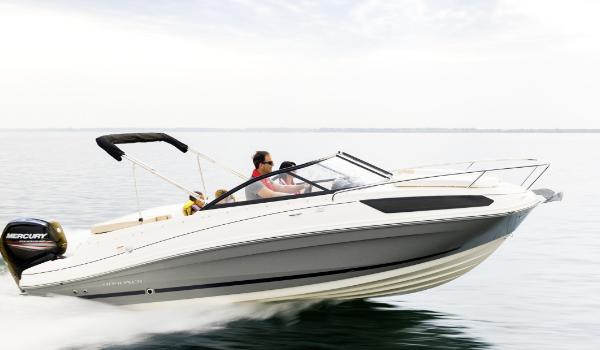 Bayliner VR5 Cuddy - Bild 01