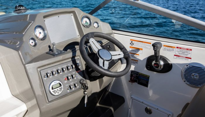 Bayliner 842 Cuddy - Bild 06