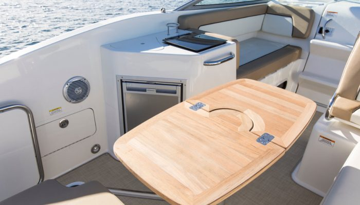 Bayliner 842 Cuddy - Bild 08