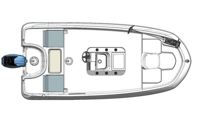 Bayliner Element CC5 - Layout
