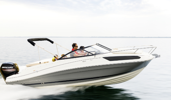 Bayliner VR5 Cuddy - Bild 01