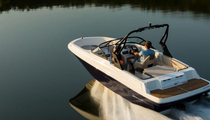 Bayliner Bowrider Modelle: Hier Bayliner Bowrider VR4