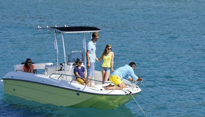 Bayliner Modell: Center Console Element CC7