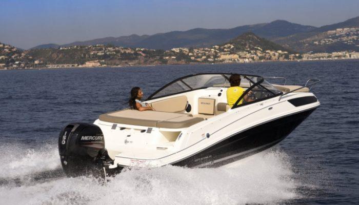 Bayliner International Overnight Series VR5 Cuddy 06