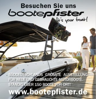 Boote Pfister - Its your Boat