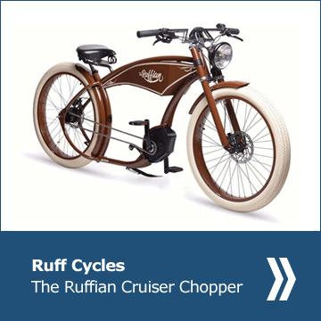 Ruff-Cycles the ruffian